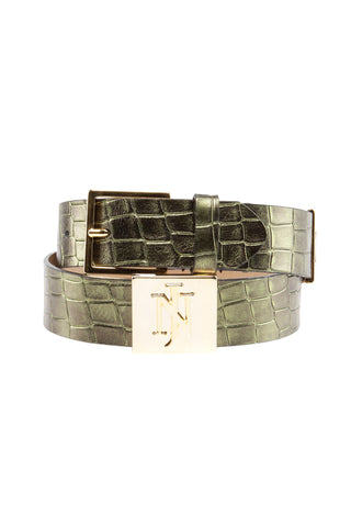 Belt Camilla Green