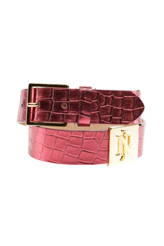 Belt Camilla Red