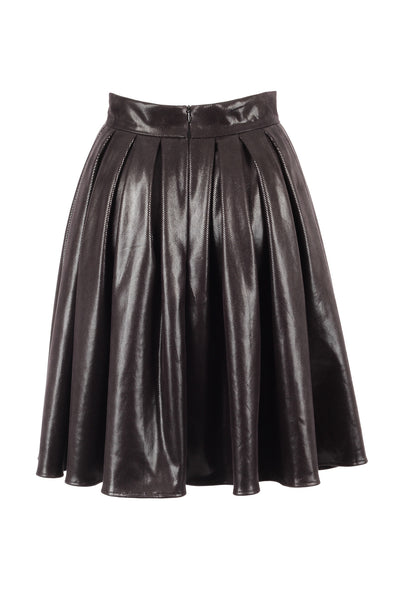 Skirt My Fake Leather