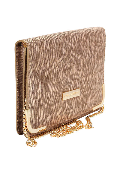 Bag Anja Plain Gold Snake