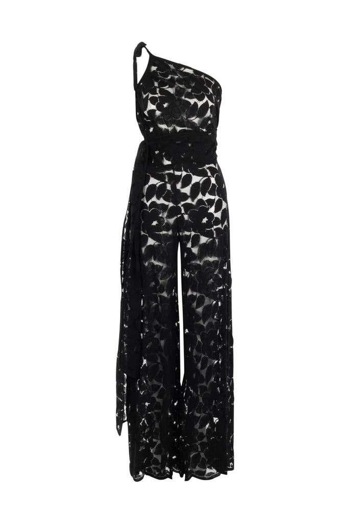 Jumpsuit Linda Lace Black