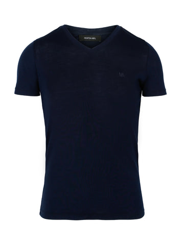T-shirt Morten Blue