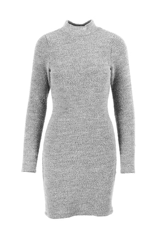 Dress Marra Wool Grey