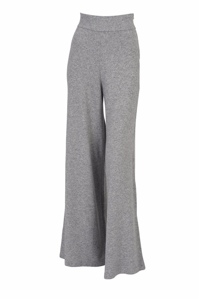Trousers Miranda Wool Grey