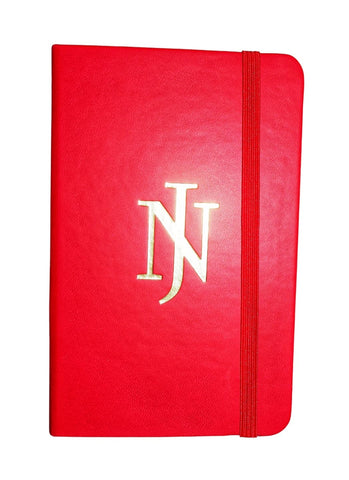 NEW IN - NJ Notebook Red