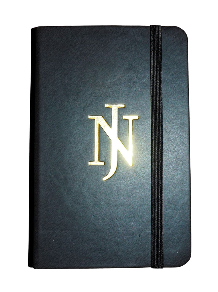 NEW IN - NJ Notebook Black