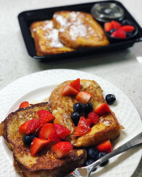 Organic French Toast