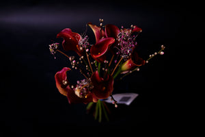 Load image into Gallery viewer, Burgundy Calla