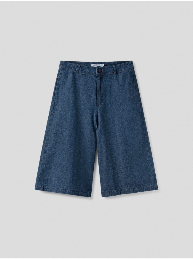 Load image into Gallery viewer, Pantaloni denim cullote, Nice Things