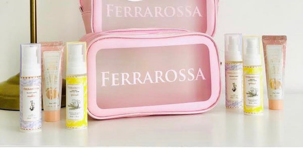 Ferrarossa Travel Set
