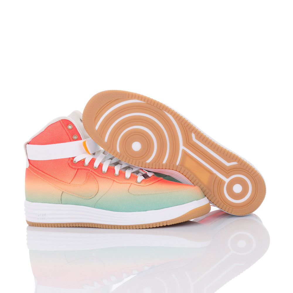 competitive price e84a3 ef061 nike lunar force 1 high canvas tropical gradient