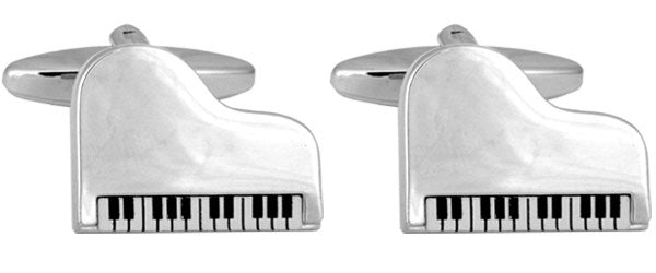 Gents Grand piano Cufflinks