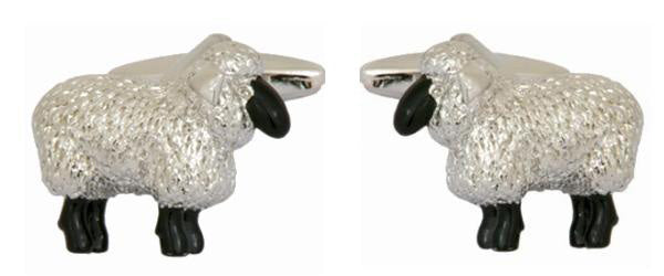 Gents Sheep Cufflinks