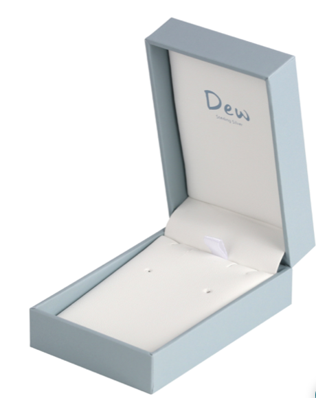Dew Scattered Cz Pendant