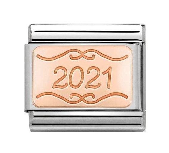Nomination Rose Gold 2021 Charm 430101/51