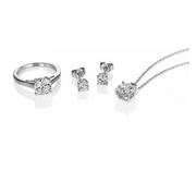 Diamonfire Solitaire Gift Set Z1145