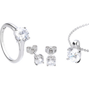 Diamonfire Solitaire Gift Set