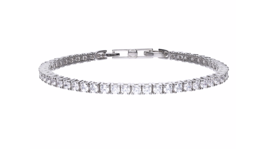 Diamonfire 4 Claw 4.7ct Tennis Bracelet