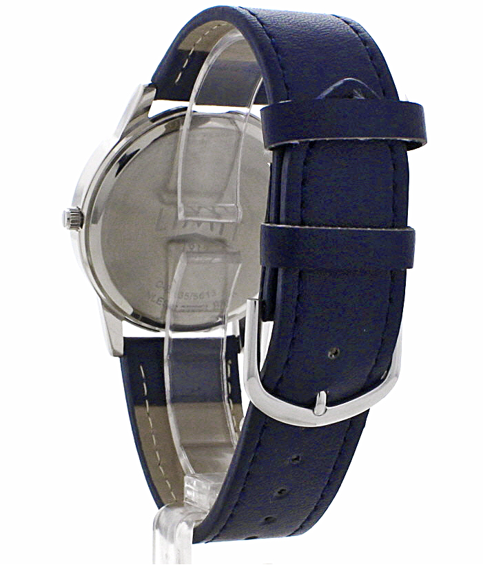 Mens Navy Blue Limit Watch