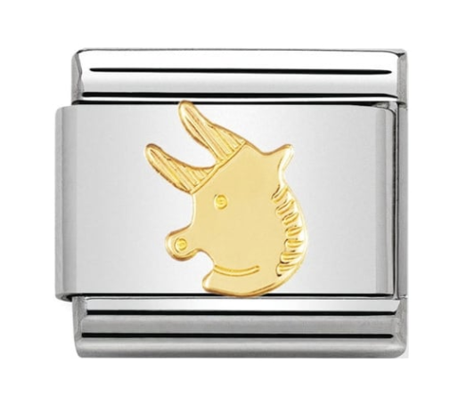 Nomination Gold Zodiac Taurus Charm
