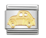 Nomination Gold Car Charm