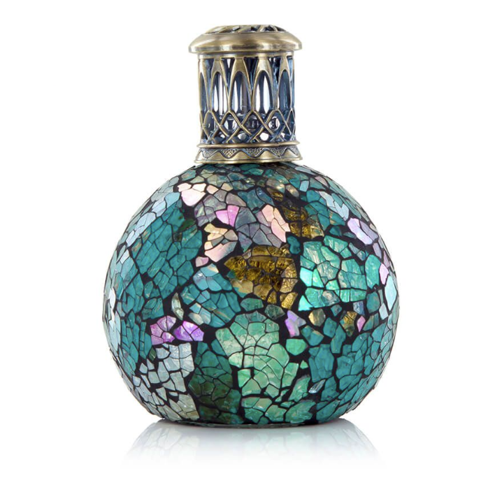 Ashleigh & Burwood Peacock Feather Fragrance Lamp