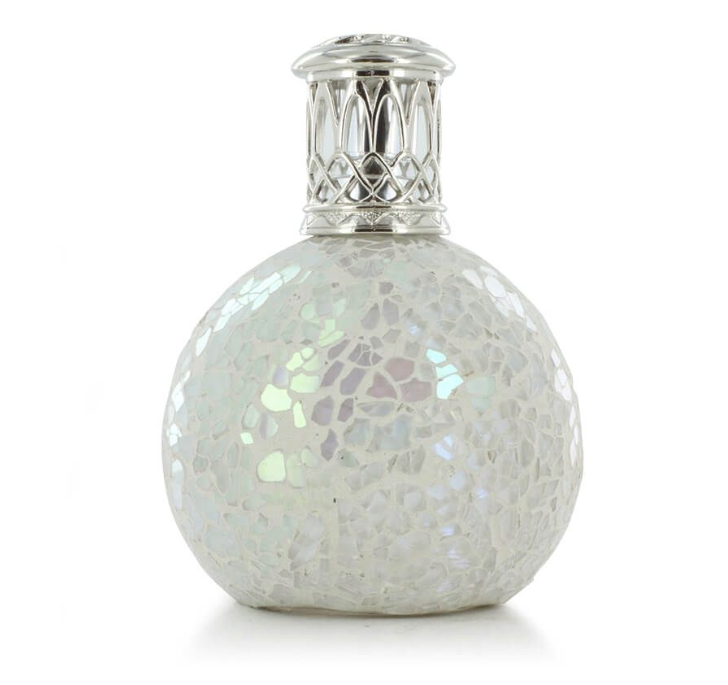 Ashleigh & Burwood White The Pearl Fragrance Lamp