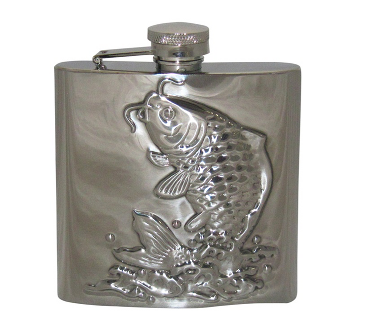 Fishing Hip Flask