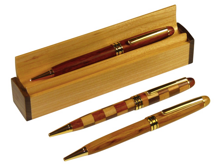 Wooden Pen& Presentation Box