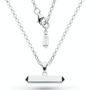 Kit Heath Empire Manhattan Bar Horizontal Necklace