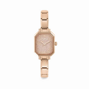 Nomination Rose Gold Glitter Face Watch 076031/025