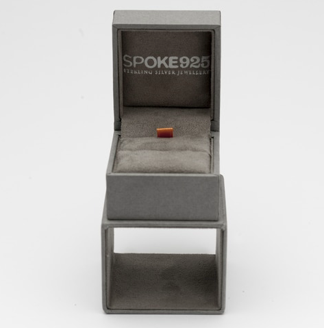 Jemima White Opal Ring