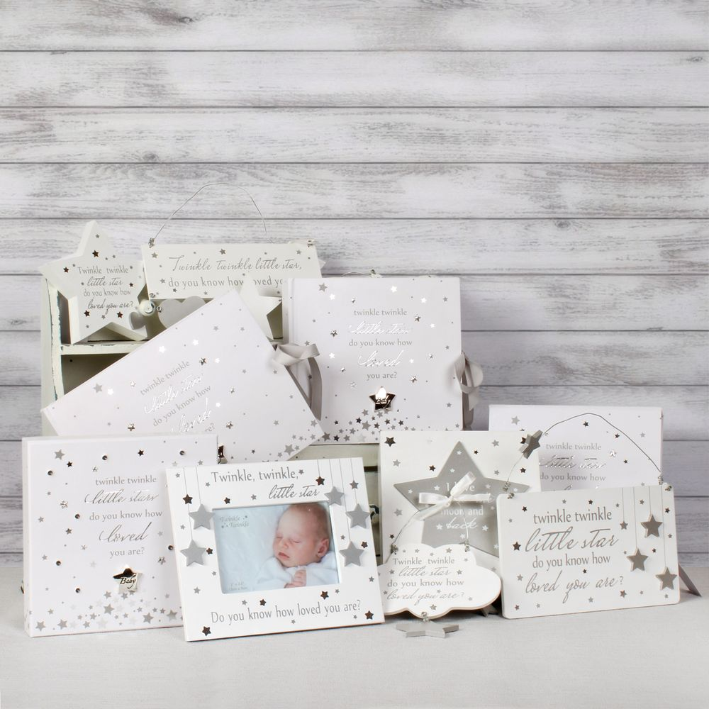 My First Tooth & Curl Box Christening Gift Set
