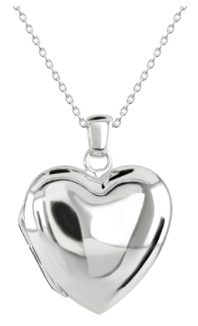 Dew 18mm Heart Locket 98981