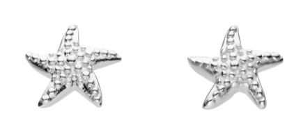 spotted starfish studs