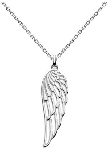 Dew Large Angel Wing Pendant 98112