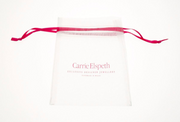Carrie Elspeth Halo Spaced Necklace