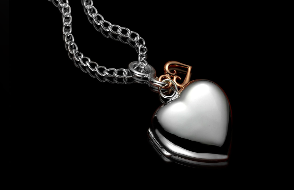 Clogau Gold Cariad Heart Locket