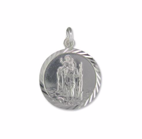 18mm St Christopher
