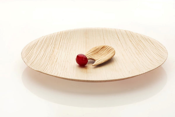 Palm Leaf Plate also known as Bamboo Plate.