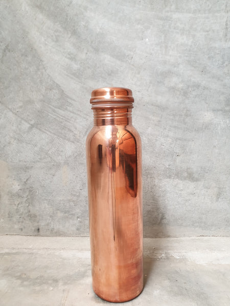 Copper Drinking Bottle