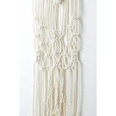 Macrame Hand-Knotted Wall Art