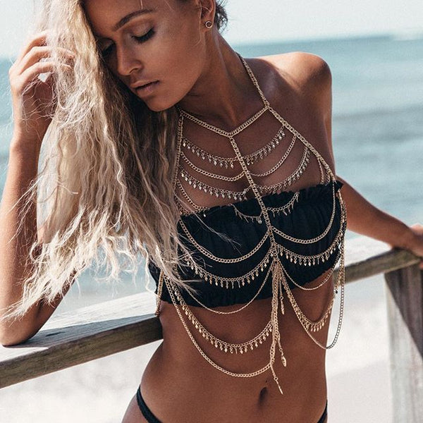 Sahara Body Chain