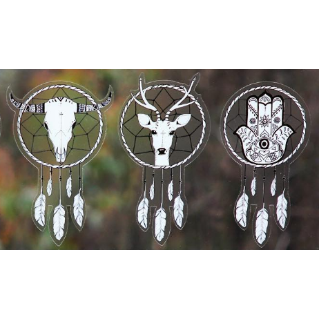 Dreamcatcher Decals