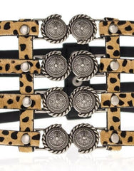 Presidio Waist Belt - Cheetah
