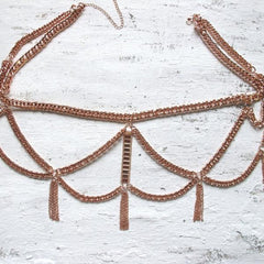 Dawn Belt - Silver or Rose Gold