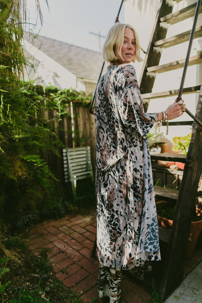 The Jane Robe in Savannah Sand