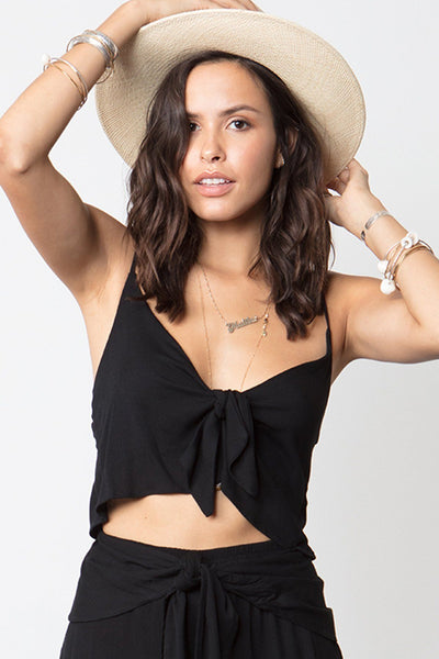 The Alexa Top - Black