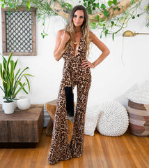 Belle Jumpsuit - Jaguar