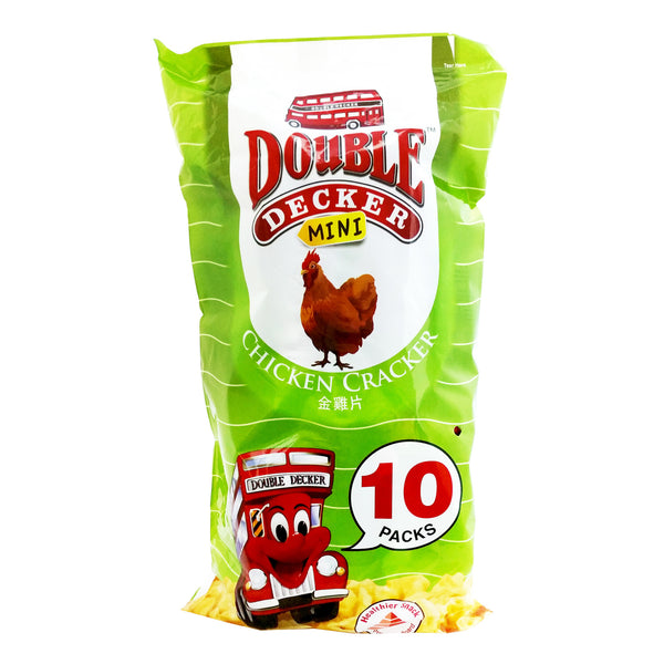 Chicken - Double Decker 10x10x10g - LimSiangHuat